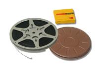 8mm MovieFilm reels